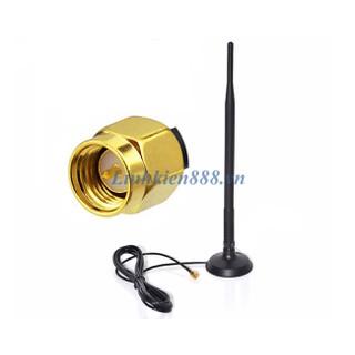 Anten GSM - GPRS - 3G - 4G 15dBi SMA Đực - ANT00028 thumbnail