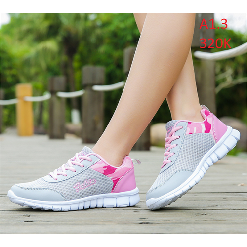 Giày thể thao nữ siêu nhẹ A13 [FREESHIP]