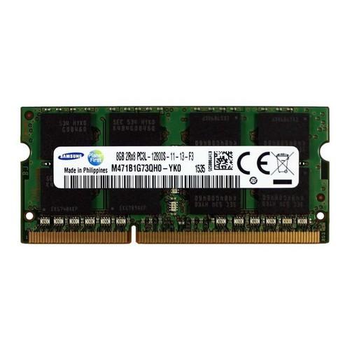 Ram Laptop Samsung 8GB DDR3L PC3L-12800s 1.35V BH 60 Tháng