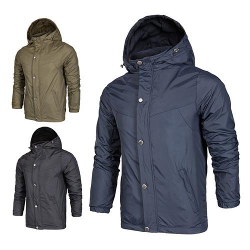 Áo khoác nam vải dù không thấm nước, áo khoác gió nam vải dù - AK1804