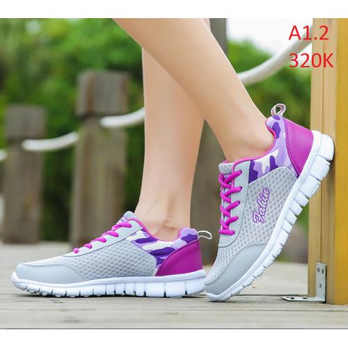Giày thể thao nữ siêu nhẹ A12