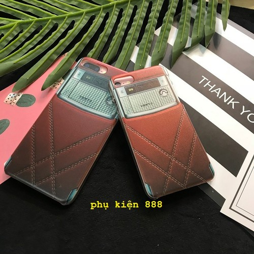 Ốp lưng nhựa cứng Iphone 7, 7 Plus Vertu Bentley hiệu Isen