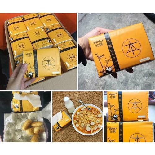 Giá sỉ một thùng giấy ăn gấu trúc Sipiao gồm 27 gói - 5216218 , 11517195 , 15_11517195 , 199000 , Gia-si-mot-thung-giay-an-gau-truc-Sipiao-gom-27-goi-15_11517195 , sendo.vn , Giá sỉ một thùng giấy ăn gấu trúc Sipiao gồm 27 gói