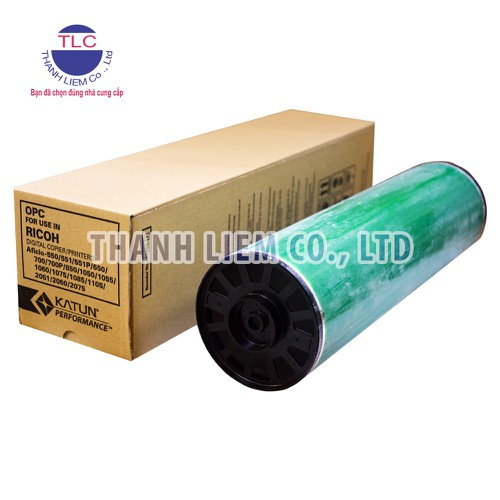 Trống KATUN dùng cho máy photo Ricoh Aficio 550-1060-2075-MP 6000