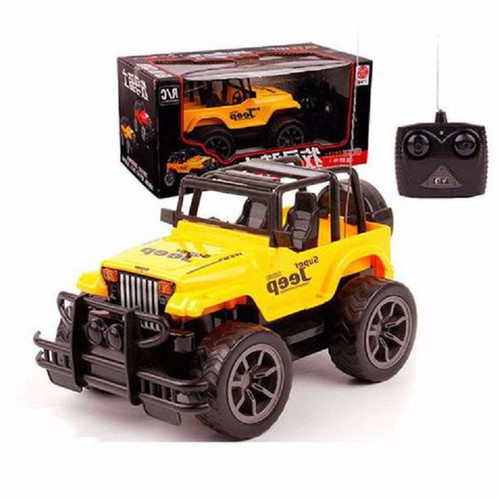 Đồ chơi siêu xe Jeep điều khiển từ xa - 6049536 , 12559003 , 15_12559003 , 175000 , Do-choi-sieu-xe-Jeep-dieu-khien-tu-xa-15_12559003 , sendo.vn , Đồ chơi siêu xe Jeep điều khiển từ xa
