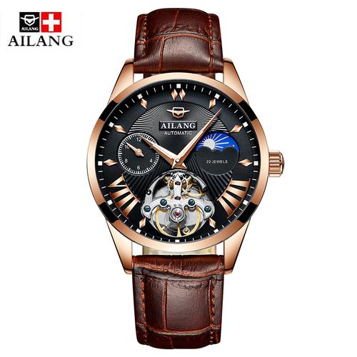đồng hồ cơ nam chính hãng mới-mã:dh163