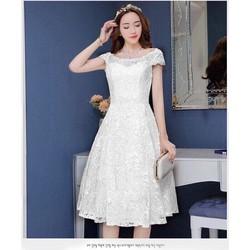 Đầm ren siêu đẹp