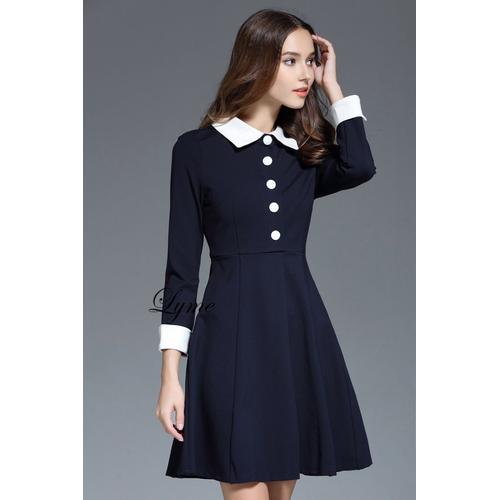 đầm xoè phối màu cao cấp dress803 - 10469782 , 11531061 , 15_11531061 , 650000 , dam-xoe-phoi-mau-cao-cap-dress803-15_11531061 , sendo.vn , đầm xoè phối màu cao cấp dress803