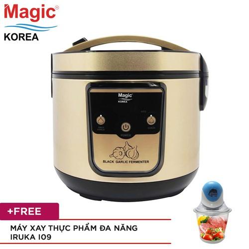 Máy làm tỏi đen Magic Korea A79 Tặng Máy xay thực phẩm đa năng