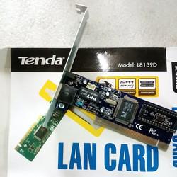 Card mạng 10-100Mb_Chuẩn PCI-8X_Tự nhận driver