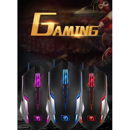Chuột gaming RGB - 5218371 , 11519914 , 15_11519914 , 290000 , Chuot-gaming-RGB-15_11519914 , sendo.vn , Chuột gaming RGB