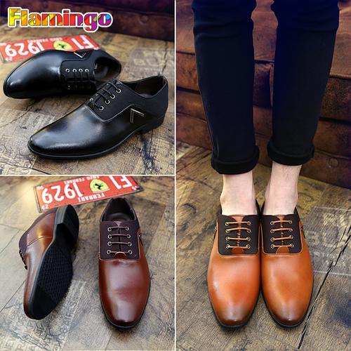 Giày da nam - giày da nam [Siêu giảm giá]