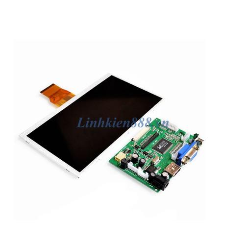 Màn hỉnh lcd 7 inch touch screen cho rasberry pi giao tiếp hdmi