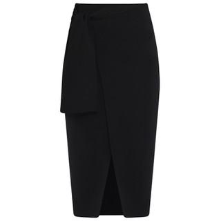 De Leah - Chân Váy Midi Buộc Nơ - Thời trang thiết kế - Z1625111D thumbnail