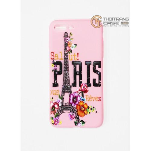 Ốp Lưng Iphone 7 Plus dẻo hồng