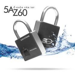 Ổ KHOÁ VÂN TAY CHỐNG NƯỚC 5ASMARTLOCK Z60 - 5ASMARTLOCK Z60