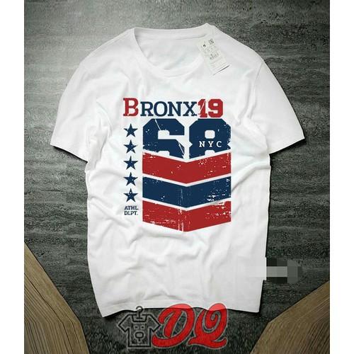 Áo Thun Nam Bronx 19 Cực Đẹp - Hàng Thun Loại 1