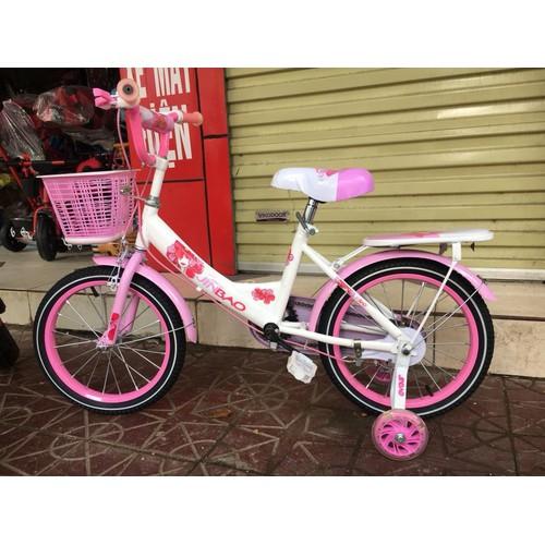 Xe đạp cho bé gái 12 inh 2-4 tuổi