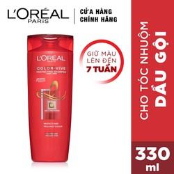 Dầu Gội LOreal Paris Elseve Color Vive Protecting Shampoo - 330ml