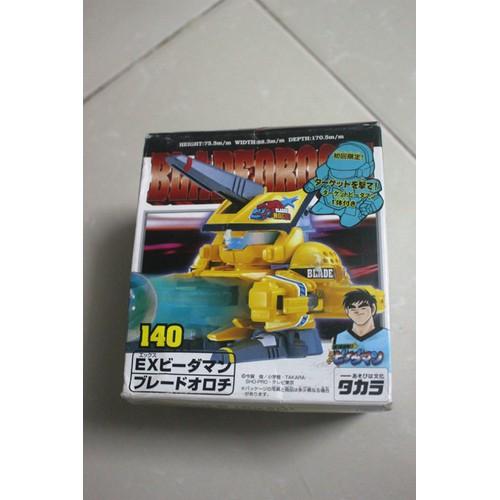 Mô hình lắp ráp Robot Bắn Bi 140 Blade Orochi Takara Tomy - 4417931 , 11532639 , 15_11532639 , 880000 , Mo-hinh-lap-rap-Robot-Ban-Bi-140-Blade-Orochi-Takara-Tomy-15_11532639 , sendo.vn , Mô hình lắp ráp Robot Bắn Bi 140 Blade Orochi Takara Tomy