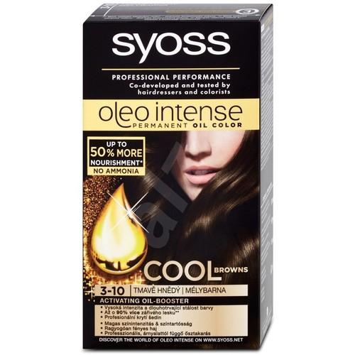 Thuốc nhuộm tóc của Đức nâu tối 3-10 SYOSS Oleo Intense 115ml