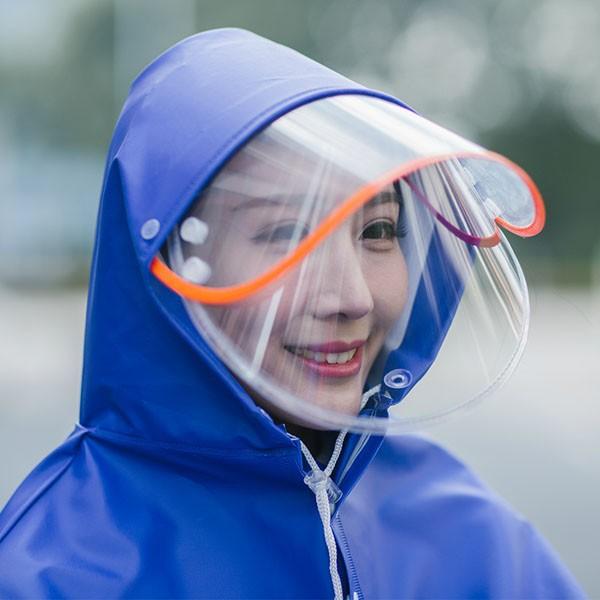 Áo mưa phản quang 2 đầu 4
