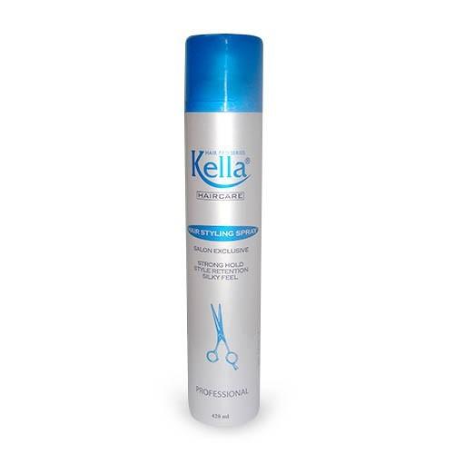 Keo xịt tóc cứng Kella