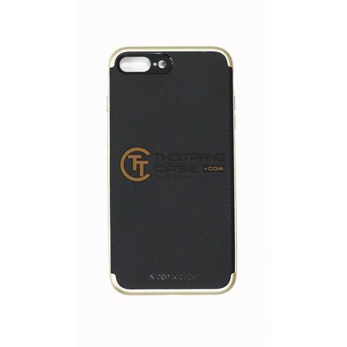 Ốp Lưng Iphone 7 Plus viền gân hiệu TOTU