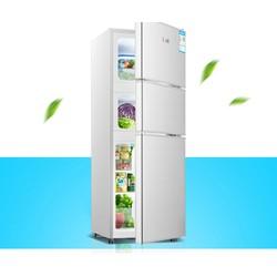Tủ lạnh Chigo 150L 3 cánh luồng lạnh công nghệ 3D, Nano Fresh Ag+