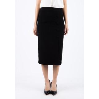 De Leah - Chân Váy Midi Cúc Bọc - Thời trang thiết kế - Z1722123D thumbnail