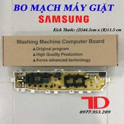 Bo mạch máy giặt SAMSUNG DC92 bo trắng đèn lệch