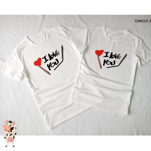 Áo đôi áo cặp Love You cotton loại 1 dày dặn mềm mát đủ size giá 1 áo - 4418821 , 11555866 , 15_11555866 , 70000 , Ao-doi-ao-cap-Love-You-cotton-loai-1-day-dan-mem-mat-du-size-gia-1-ao-15_11555866 , sendo.vn , Áo đôi áo cặp Love You cotton loại 1 dày dặn mềm mát đủ size giá 1 áo