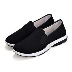 Giày Lười Vải Nam - Giày Lười Vải Nam