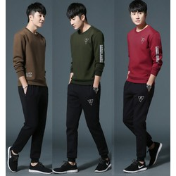 Bộ quần áo thể thao nam T155