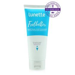 Nước vệ sinh cốc nguyệt san chuyên dụng Lunette Feelbetter 100 ml