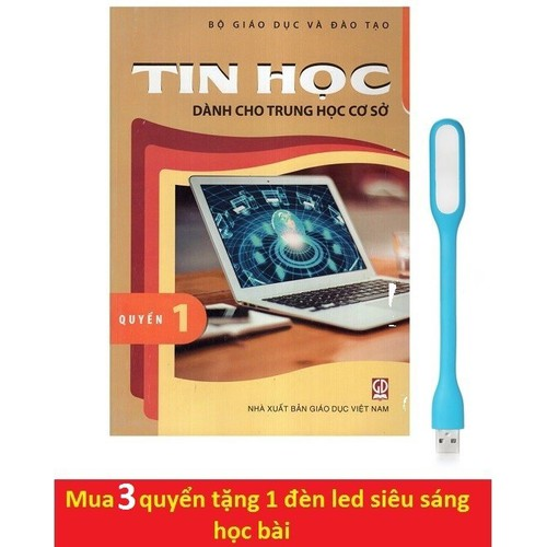 Sách Tin học THCS_Lớp 6 - 5229666 , 11568601 , 15_11568601 , 38000 , Sach-Tin-hoc-THCS_Lop-6-15_11568601 , sendo.vn , Sách Tin học THCS_Lớp 6