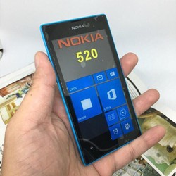 điện thoại cảm ứng giá rẻ lumia 520