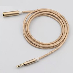 Dây nối dài 3 mét cho tai nghe va các thiết bị âm thanh cổng 3.5mm