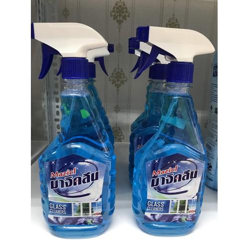 Nước xịt kính Mazicl hàng Thái Lan chai 500ml