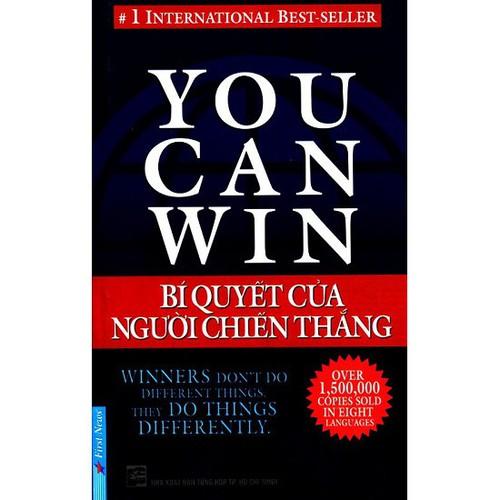 You Can Win - Bí Quyết Của Người Chiến Thắng - Tái Bản