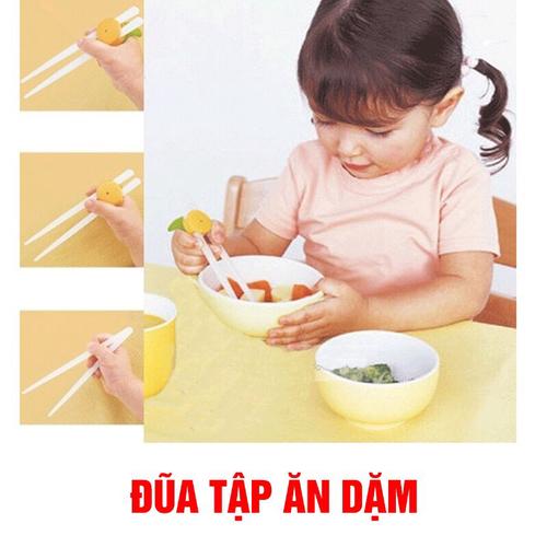 đũa tập ăn cho bé - 10861688 , 11559477 , 15_11559477 , 44000 , dua-tap-an-cho-be-15_11559477 , sendo.vn , đũa tập ăn cho bé