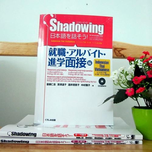 Sách Shadowing Phỏng vấn tuyển dụng - Nhật Việt - Kèm CD - 5223408 , 11563634 , 15_11563634 , 79000 , Sach-Shadowing-Phong-van-tuyen-dung-Nhat-Viet-Kem-CD-15_11563634 , sendo.vn , Sách Shadowing Phỏng vấn tuyển dụng - Nhật Việt - Kèm CD