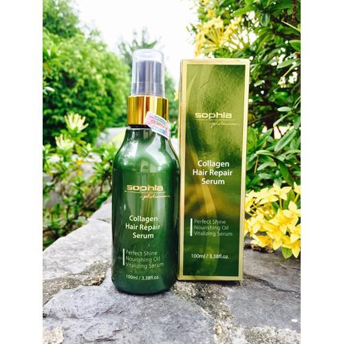 Tinh dầu Collagen SOPHIA phục hồi tóc 100ml