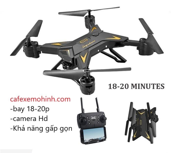 [2PIN] Máy bay Flycam KY601S, Full HD 1080p bay 18-20p