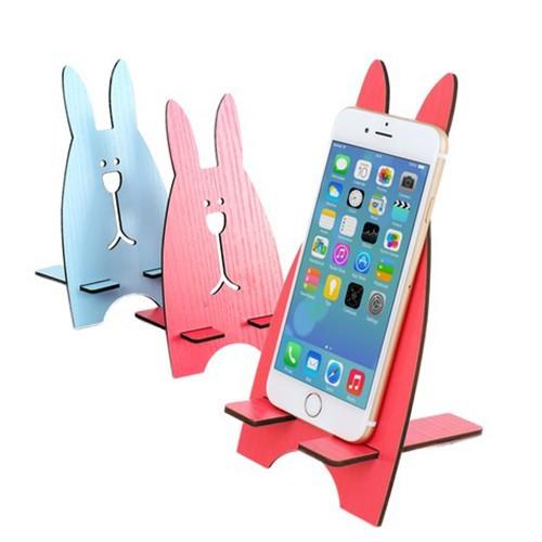 Kệ điện thoại hình thỏ