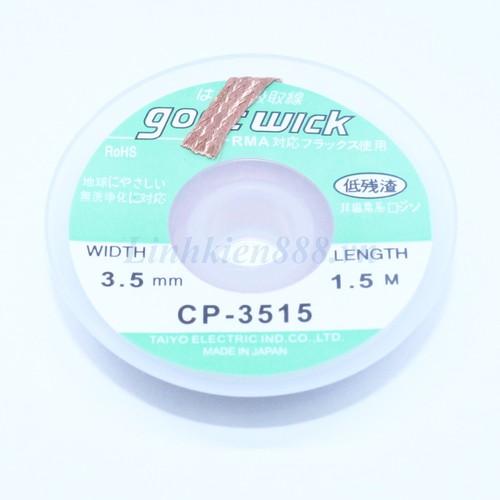 Dây hút thiếc CP-3515