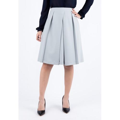 De Leah - Chân Váy Xoè Xếp Li - Thời trang thiết kế