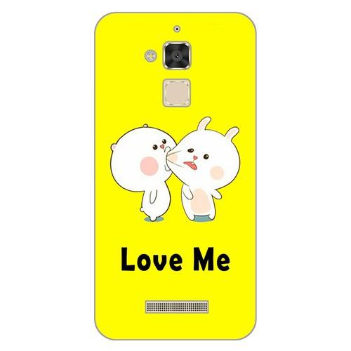 Ốp lưng điện thoại Asus Zenfone 3 Max 5.2 - Love Me