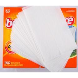 Giấy thơm sấy quần áo Bounce 160 tờ Mùi Việt kiều Mỹ