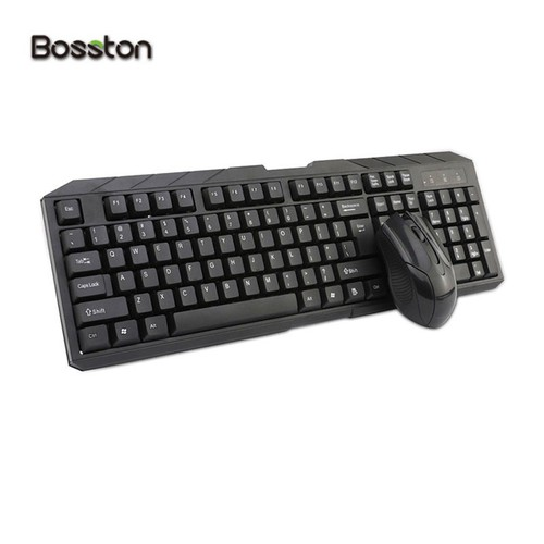 Bàn phím chuột không dây chính hãng Bosston CP[N1097]